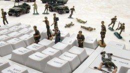 кибервойна и киберпреступность